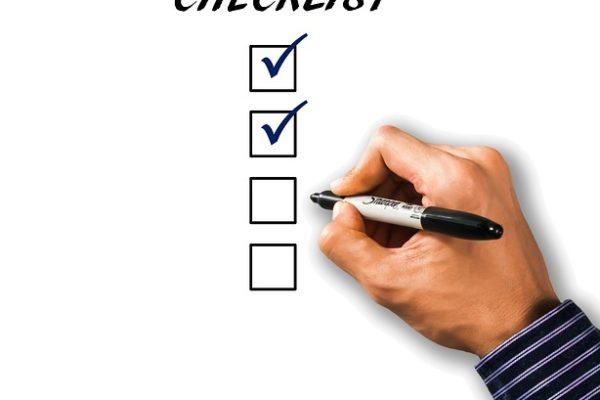 checklist-1919292_960_720