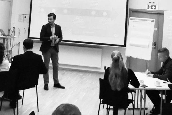 Föreläsning Tele Coaching Kontakta Malmö